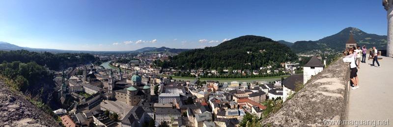 萨尔茨堡要塞