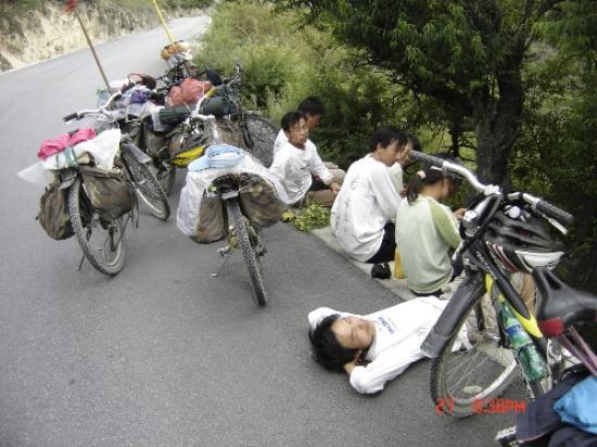 茶马古道千里骑行图记(3)